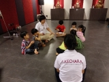 Kechara Sunday Dharma School 2 to 4 year old class.by Asyley Chia KSDS