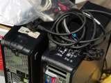 We also received old and used IT equipments. KEP-Serena