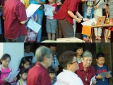 Throw back yesterday was Kechara monthly animal liberation and save a life activity.Pastor Han Nee leading and thank you KSDS Teachers and Students's participated We delicate to our guru Tsem Tulku Rinpoche long life and always turn the dharma wheel.By Asyley Chia KSDS