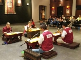 The Weekly Kechara House Sunway Mas Monday night Dorje Shugden and Setrap puja. ~ P.Han Nee