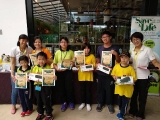 Congratulations to all the treasure hunters in Kechara Forest Retreat with Jace Chong.