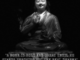 More wisdom please log on to www.tsemrinpoche.com