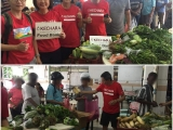 KSK Penang team redistributed 360.60kg worth of surplus food and 235 pcs buns to the needy families in Flat PPR and Flat MBPP. Thank you to all the dedicated volunteers benefitting these families who are facing long term difficulties. Thank you Tesco for doing your part to help the less fortunate community! Vivian @ Kechara Soup Kitchen