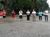 Kechara Ipoh Study Group has completed our monthly animals liberation activity in Ipoh today. So Kin Hoe (KISG)