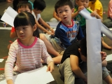 What can we do with the A4 paper? 2 to 6 year old group. By Asyley Chia KSDS