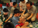 All the children are so exciting and enjoy so much!!!By Asyley Chia KSDS