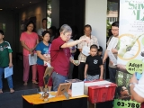 KSDS's teachers and students had joined monthly animals liberation & Save a life activity at KH yesterday morning before class started. We had dedicated our Dharma activity for Rinpoche's long life with stable health to continue to turn the wheel of Dharma for the benefit of all sentient beings.by Asyley Chia KSDS