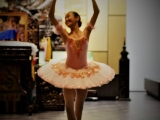 Graduation 2018 - Robey is so graceful in her ballet dance. All the guests were so impressed. Lin Mun KSDS