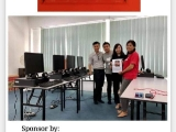 Wow! JB Kechara office is receiving 5 desktop computers from our sponsors. Now the urban poor children can learn to use computers. Now the passionate volunteers can burn the mid night oil in the office planning, coordinating and review events. Thanks to our sponsors, Style Vision, Meadow IT, KS IT, Grex Multimedia, New Century, Ascentouch, Softcom, E cube, Via Global, Edmond, Nelly, Jasmine, Bill Kee, DML Beauty, Goh and Team for providing us with such an awesome convenience and cool facilities. - Vivian @ Kechara Soup Kitchen