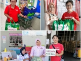 We would like to thank our dedicated volunteers from #Ipoh for assisting us in surplus rescue from #Tesco and #Aeon. - Vivian @ Kechara Soup Kitchen