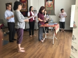 Lastly, we hope sponsors' wishes be fulfilled and at the same time we keep generating merits through this event to fuel our mind transformation. That's how we can support our Lama H.E. The 25th Tsem Tulku Rinpoche's work, fulfil His wishes and extend His life. Thanks to all. KPSG~Jacinta