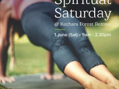 Join us for your SPIRITUAL SATURDAY in Kechara Forest Retreat! Read more here: http://bit.ly/2XoGmQM