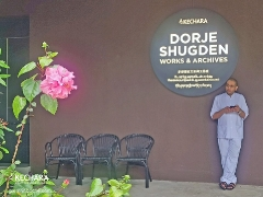 Dorje Shugden works & archives - a labour of commitment - Many more stunning photos to view - https://bit.ly/30Tp2p8
