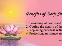 Benefits of Dorje Shugden Puja