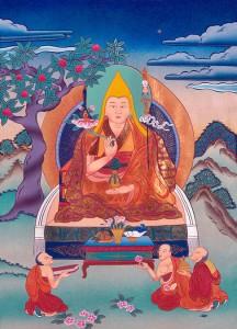 Dorjechang Phabongkha Trinlay Gyatso RGB