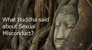 Jataka buddhism definition of sexual misconduct