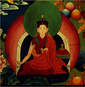 The 2nd Samding Dorje Phagmo Kunga Zangmo (1459 – 1502).