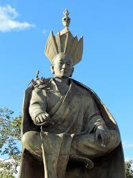 Statue of Danzan Ravjaa