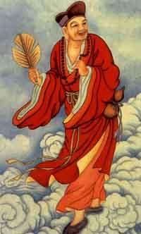 Ji Gong, the Chinese mahasiddha