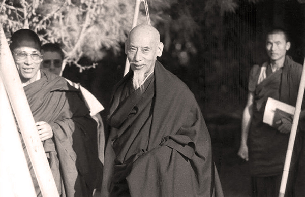 The great master of sutra and tantra, His Holiness Kyabje Zong Rinpoche, was a strong practitioner of Dorje Shugden and encouraged his students to follow suit also.