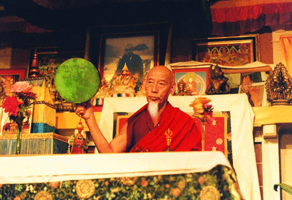 Known for his mastery of both philosophy and rituals, Kyabje Zong Rinpoche was highly sought-after as a teacher and healer.