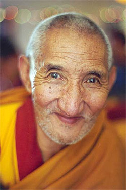 Venerable Ribur Rinpoche (1923 - 2006)