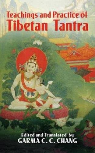 Book Cover - Teachings and Practice of Tibetan Tantra