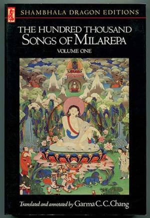 Book Cover - The Hundred Thousand Songs of Milarepa