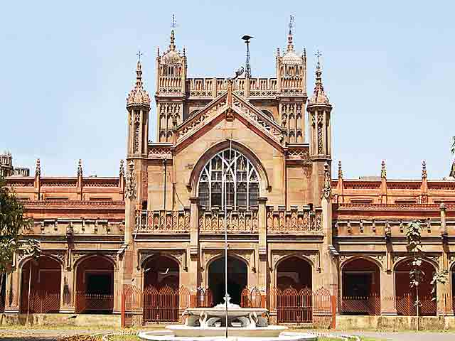 Sanskrit University in Varanasi where Professor Guenther furthered his knowledge of Buddhism