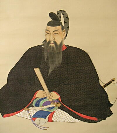 Sugawara Michizane who is a great scholar and politician during the Heian period (845 – 903)