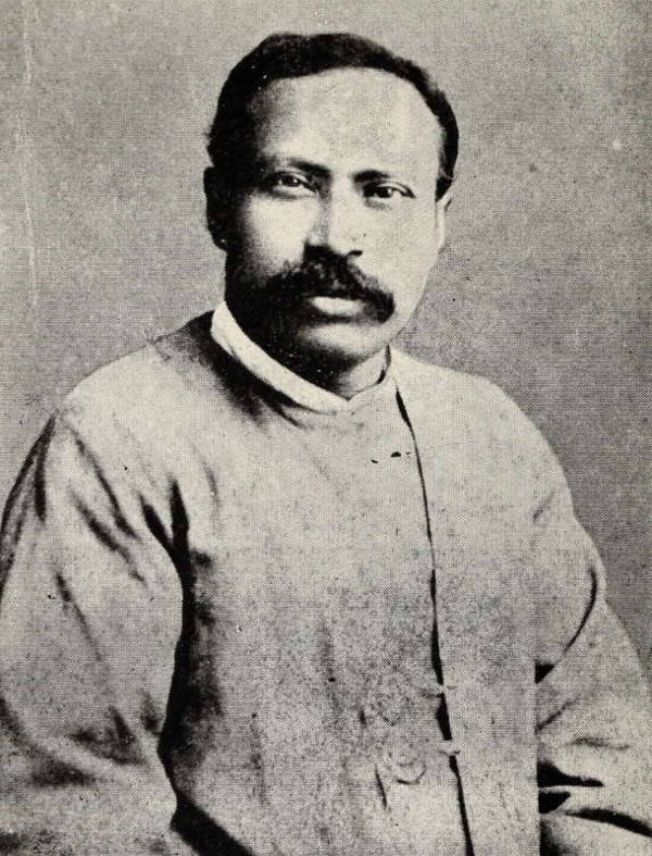 Sarat Chandra Das (1849 – 1917), the first director of Bhutia Boarding School in Darjeeling.