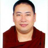 尊敬的丹巴雅培,西藏流亡政府的议员及噶举派代表。