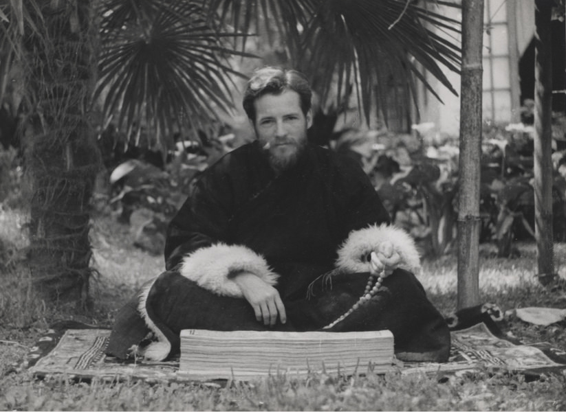 Theos Casimir Bernard was the third American ever to set foot in the city of Lhasa, Tibet. At a time when most people thought it impossible, he amassed the largest collection of Tibetan books, scriptures and artefacts outside of Tibet.