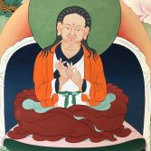 The great master, scholar, meditator and the one who ascended to Vajra Yogini's paradise, Lopon Sonam Tsemo