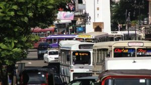 K23 bus service in kandy