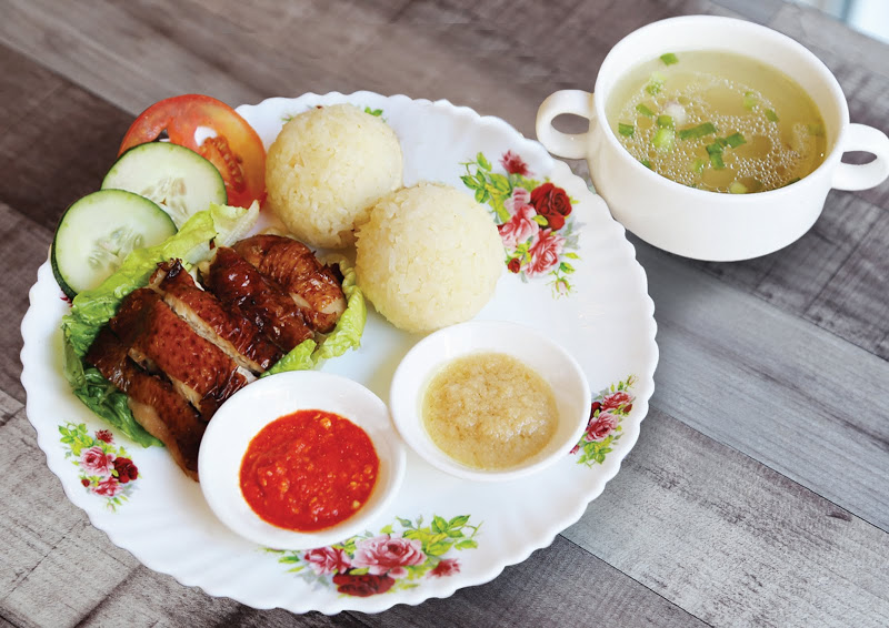 Chicken Rice Ball a must-try when visiting Melaka