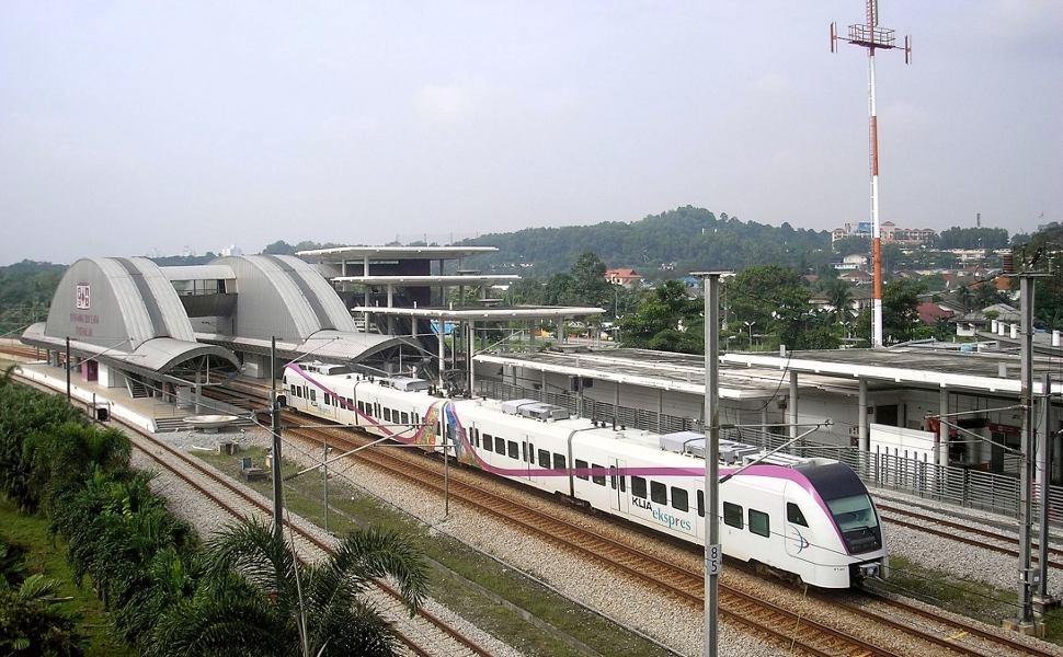ERL – KLIA Express is the fastest way to get to KLIA