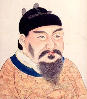 Emperor Gaozong of the Tang Dynasty (r. 649 – 683 CE)