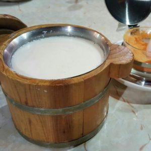 桶装水豆腐