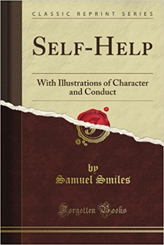 Samuel Smiles published a book titled 'Self-Help' in 1859. It was to be the first book in the modern self-help genre.