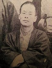 The younger Suzuki during his student days