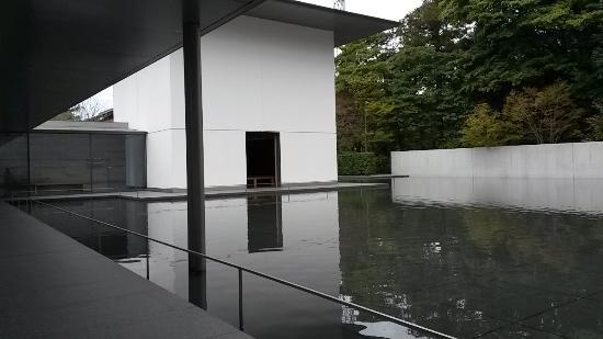 D.T. Suzuki Museum in Kanazawa