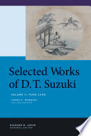 Selected Works of D.T. Suzuki (University of California Press, 2015)