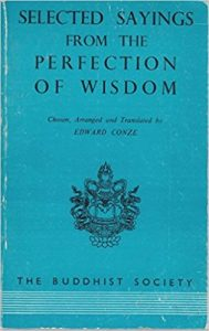 Selected Sayings from the Perfection of Wisdom (Buddhist Society, 1955)