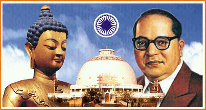 As we read Buddha more and more, we realise the relevance of Buddhism in today's India. Dr. Ambedkar was the best interpreter of Buddha and his thoughts. - Meerasabihalli Shivanna From The Hindu, February 2018