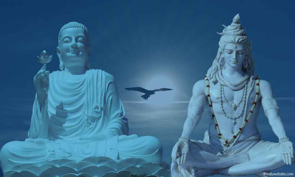 """""""The Buddha made a clear distinction between Margadata """"Giver of the Way"""" and Mokshadata """"Giver of Salvation"""". Jesus, Muhammad, and Krishna claimed for themselves the role of Mokshadata. The Buddha was satisfied with playing the role of Margadata."""" - From <em>Buddha and Future of His Religion</em>by Dr. B.R. Ambedkar in <em>The Maha Bodhi</em> (April-May 1950)."""