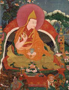 His Holiness the 3rd Dalai Lama Sonam Gyatso