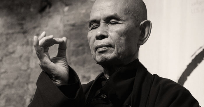 Thich Nhat Hanh, the Father of Mindfulness