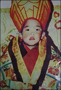 The Dalai Lama recognised Gedhun Choekyi Nyima as the 11th Panchen Lama