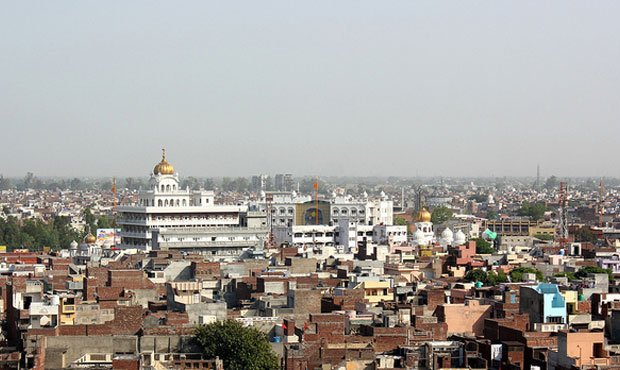 Ludhiana in Pujab, India where Baba Sawan Singh was born